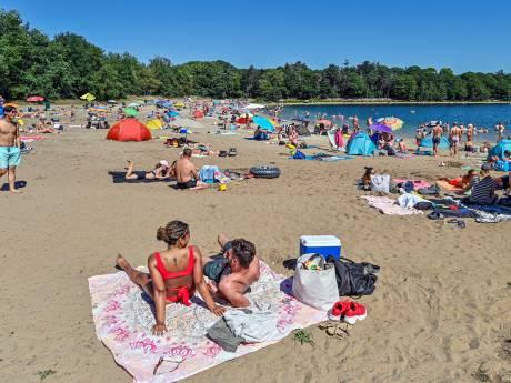 LIVE   Code oranje voor tropisch Brabant, 'Playa de Breda' verslaat bekende vakantieoorden