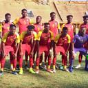 Mohammed Kudus met zijn oude club in Ghana.
