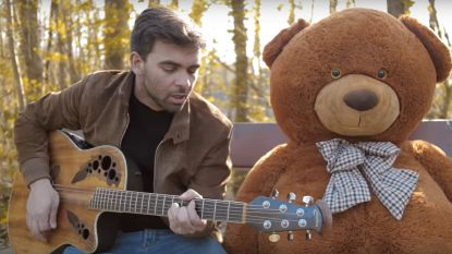 Mathias Vergels respecteert coronamaatregelen in nieuwe videoclip