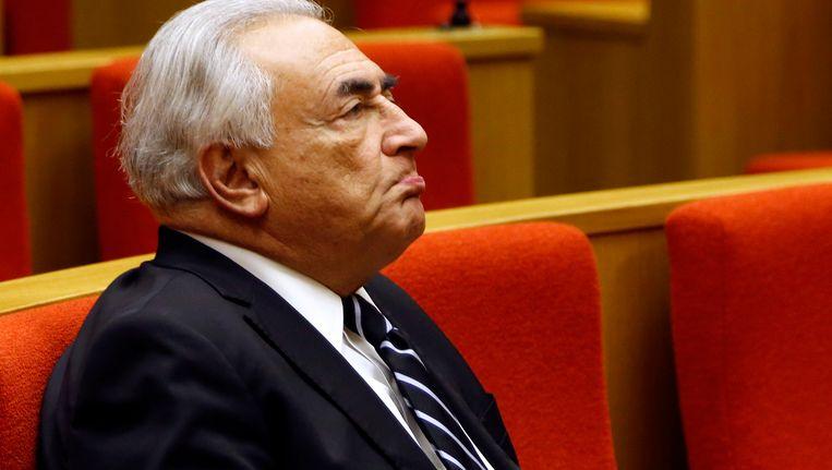 Dominique Strauss Kahn. Beeld Reuters