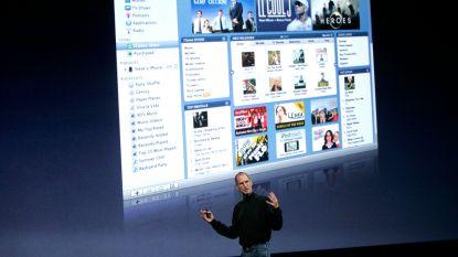 Apple kondigt einde van iTunes aan