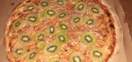 Italianen boos over kiwi-pizza
