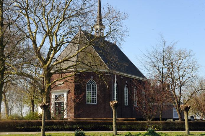 De hervormde kerk van Ter Aar