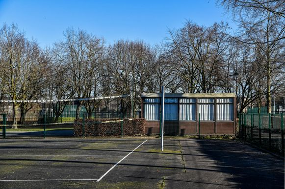 Er komt een nieuwe centrale kantine in sport- en wandelpark Ter Elst.