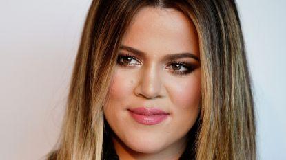 """Khloé Kardashian verklaart opvallende naam dochtertje: """"Ze is vernoemd naar haar overgrootvader"""""""