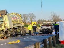 Dodelijke crash bij Helmond: slachtoffers waren 24 tot 37 jaar, trucker uit Heusden zwaargewond