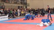 Internationaal jiu jitsu-toernooi van Yaware lokt ruim 400 atleten naar Brakelse sporthal