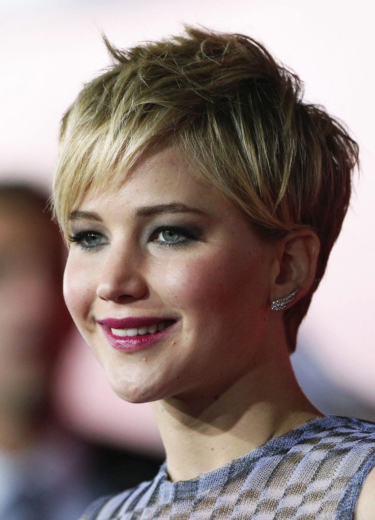 Jennifer Lawrence. Beeld reuters