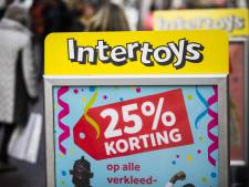 Faillissement voor speelgoedketen Intertoys