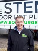 Robert Veldhuis, nummer 7 op de kandidatenlijst van de BoerBurgerBeweging.