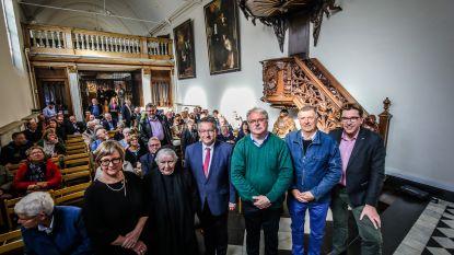 Kerk van Sint-Godelieveabdij weer publiek toegankelijk