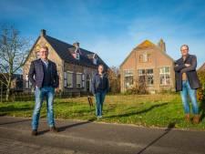 Nieuw leven voor verpauperd schoolgebouwtje Hattem: 'Je moet een beetje door de huidige verwaarloosde staat heen kijken'