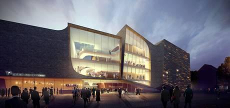 Weinig kans op nieuwe ontwerpwedstrijd theater Den Bosch