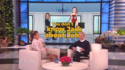 Pijnlijk: Chrissy Teigen faalt in quiz over haar man John Legend