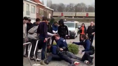 Heethoofd vechtpartij met politie aan schoolpoort KTA riskeert tien maanden cel