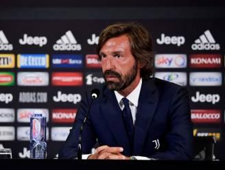 Andrea Pirlo volgt ontslagen Sarri op als coach van Juventus