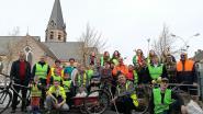 35 vrijwilligers ruimen honderden kilo's zwerfvuil in Bakelandtgemeente