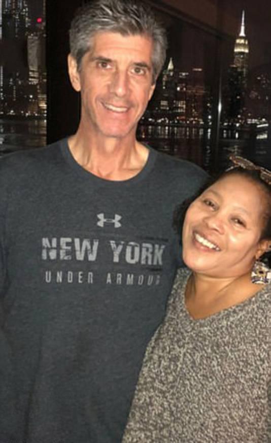 Kevin Daly en zijn vrouw Rachelle