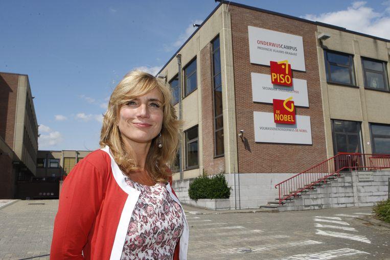 Paulette Wouters, directeur van het Piso.