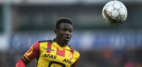 Bandé traint voor het eerst mee bij Ajax