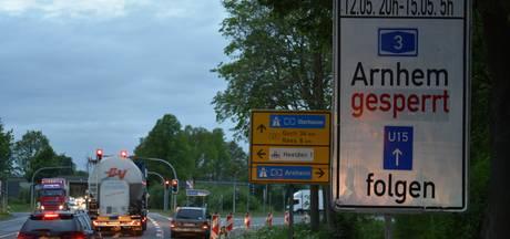 Snelweg A3 weer open na dagenlange afsluiting tussen Emmerik en Rees