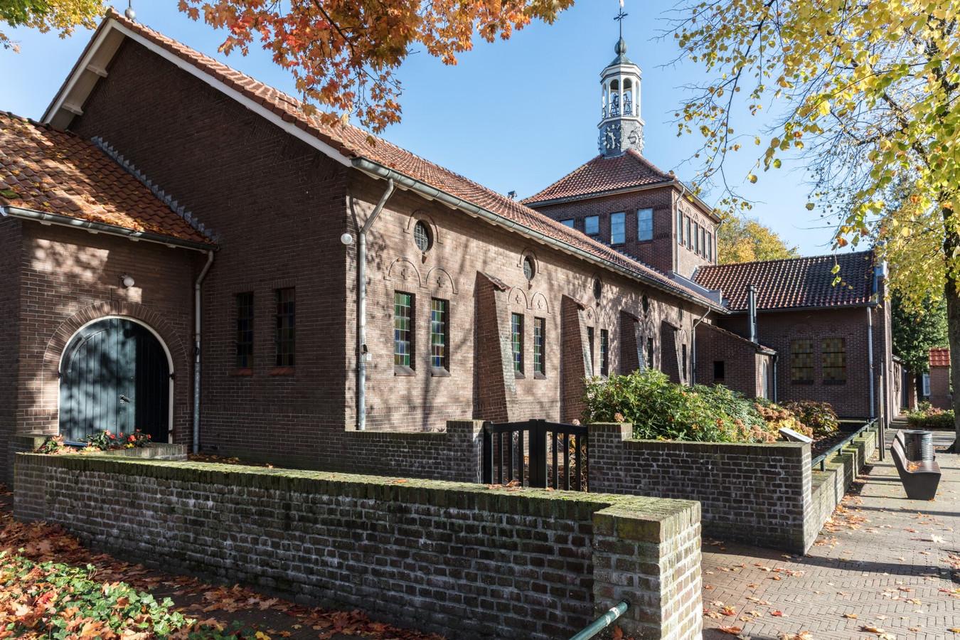 De St. Jozefkerk in Venhorst blijft de komende jaren voor de eredienst behouden