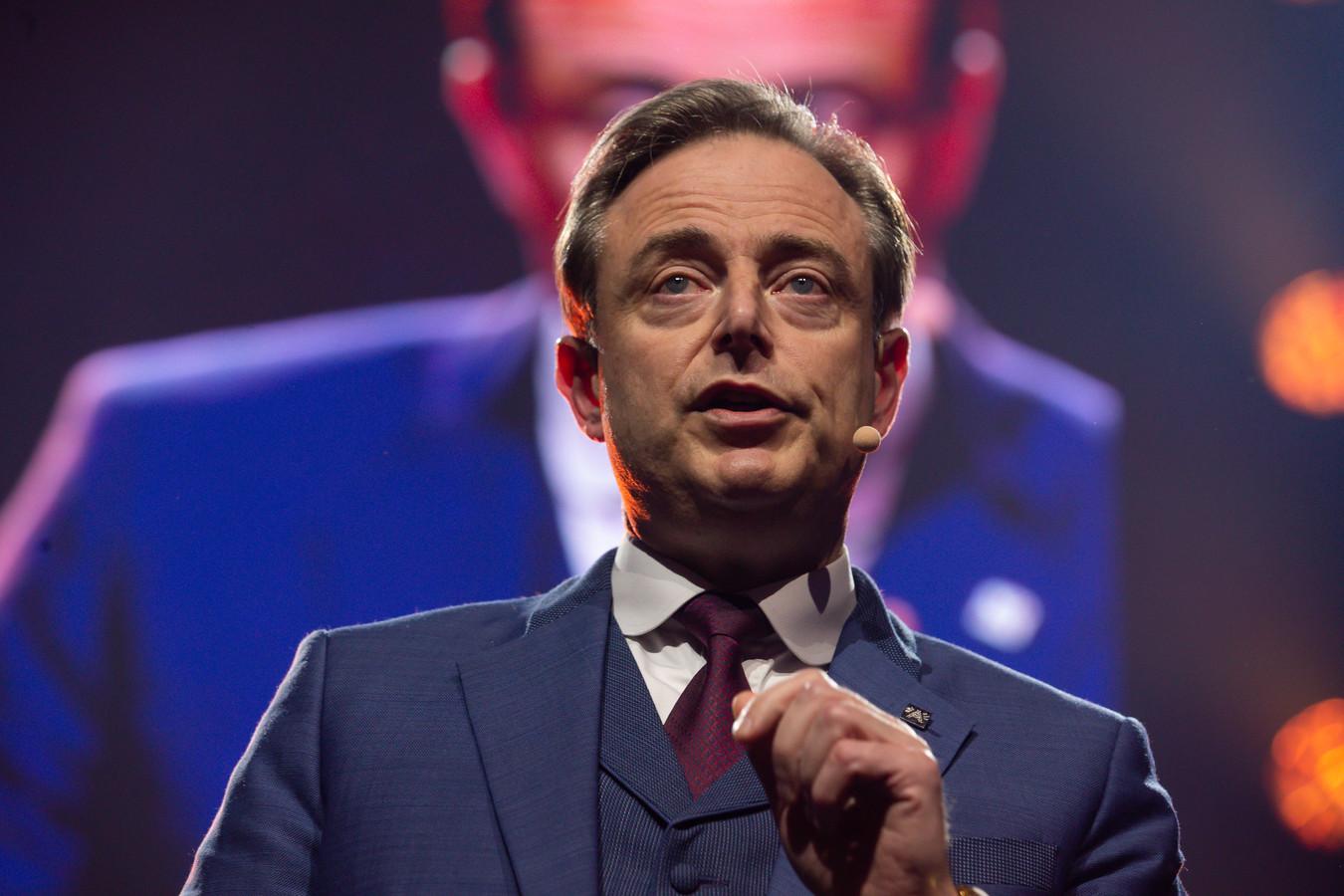 Le président de la N-VA Bart De Wever.