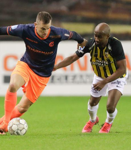 Vitesse klaar voor topper: 'Tegen een club als Feyenoord staat iedereen vanzelf op scherp'