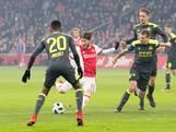 Zwak PSV heeft in Arena geen antwoord na tegenslag