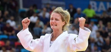 Judoploeg naar halve finale EK