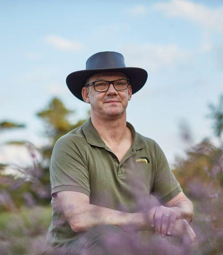 Jeffrey (49) uit Zutphen wil de wolf beschermen en is met nieuwe stichting bereid om ver te gaan