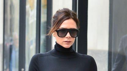 Spice Girl Victoria Beckham blijft voor girl power gaan