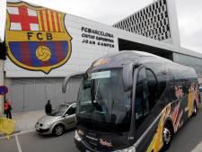 Speler Barça test positief op coronavirus: geen contact met eerste selectie
