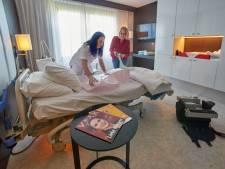 Bevallen in een hotel: Van der Valk in Uden is klaar voor Valk-baby's