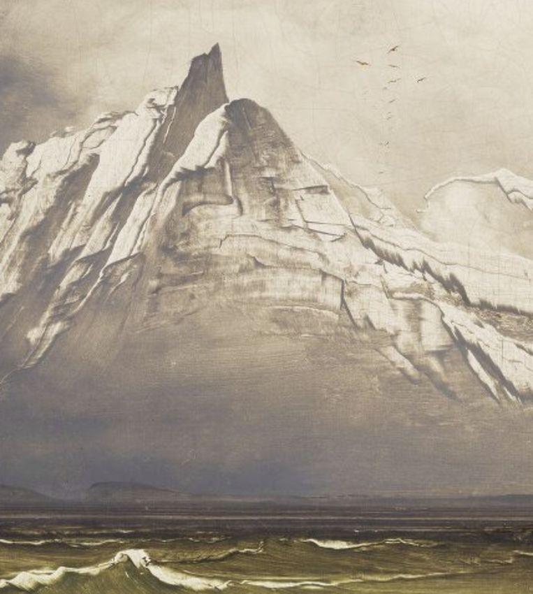 Van mevr. Hilda Passchier, From Nordland, Peder Balke, mod 19de eeuw, Nationalmuseet Stockholm Beeld Nationalmuseet Stockholm