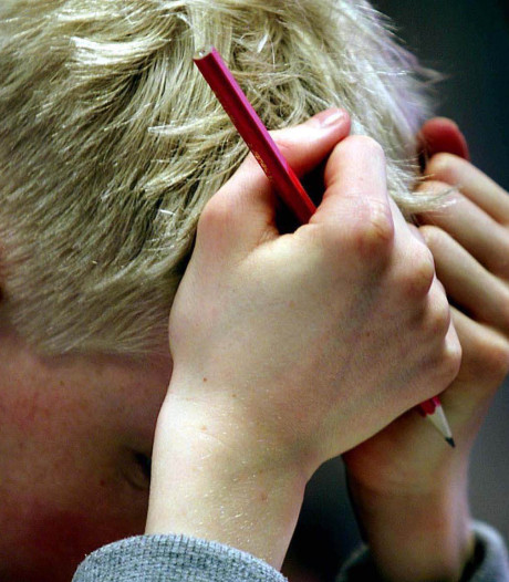 'Test dreumesen al op stress'