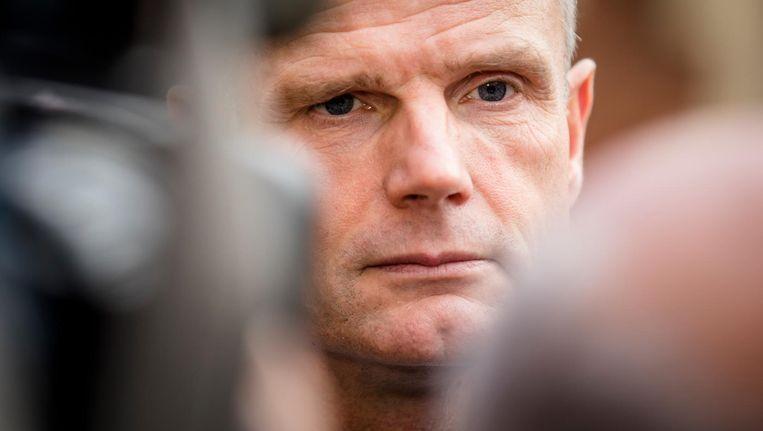 Minister Stef Blok van Buitenlandse Zaken. Beeld anp