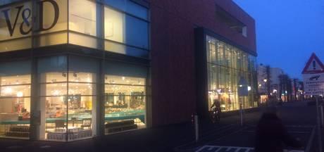 V&D-pand Uden verbouwd voor nieuwe winkels