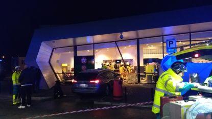 Stomdronken man die klant in tankstation E40 doodreed krijgt 4 jaar cel en levenslang rijverbod