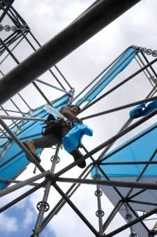 Bijna uitverkocht festival Summerlake Woerden in opbouw