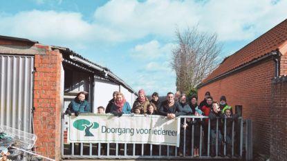 """""""Veilig fietsen van Sint-Pauwels naar Kemzeke: maak Brandwegel terug open"""": Groen voert actie voor openstelling buurtweg"""