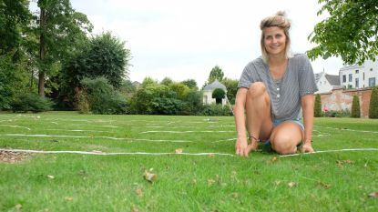 Eva Daeleman laat je wegdromen in aartsbisschoppelijke tuin
