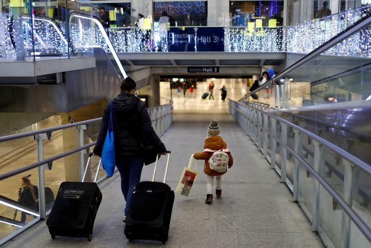 Met de Junior & Co-service kunnen kinderen tussen de 4 en 14 jaar tijdens schoolvakanties alleen reizen.
