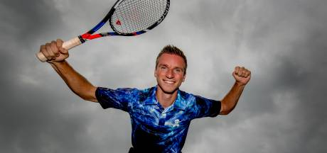 Positivo Alban Meuffels ziet zijn tennistoekomst zonnig in