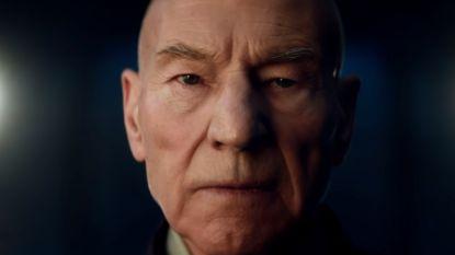 TRAILER. Patrick Stewart keert na 17 jaar terug naar 'Star Trek' in eigen, nieuwe serie