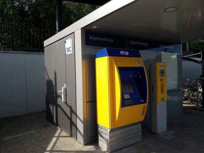 Voorkeur Station De Maten heeft nu een toilet | Apeldoorn | destentor.nl BF26