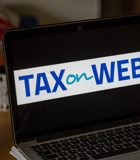 Toujours plus de déclarations remplies via Tax-on-web