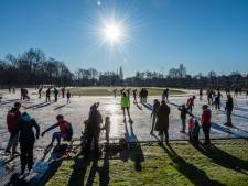 IJsbaan in Amersfoort verwacht ook komende dagen weer open te gaan