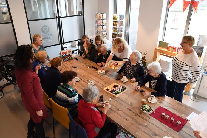 Magnifiek Spelletjesmiddag voor ouderen in Zundert: 'Helemaal verknocht aan &FS23