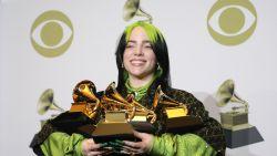Billie Eilish grote winnaar, maar Kobe Bryant stond centraal: alles wat je moet weten over de Grammy Awards